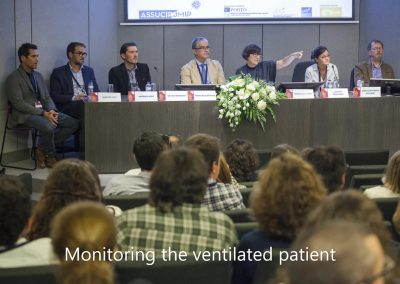 monitoring the ventilated patient